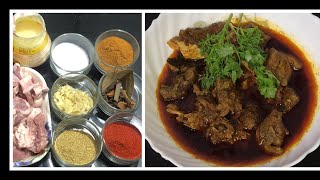 Bhuna Gosht || Keto Recipe || Easy And Delicious Mutton || Fitness And Lifestyle Channel