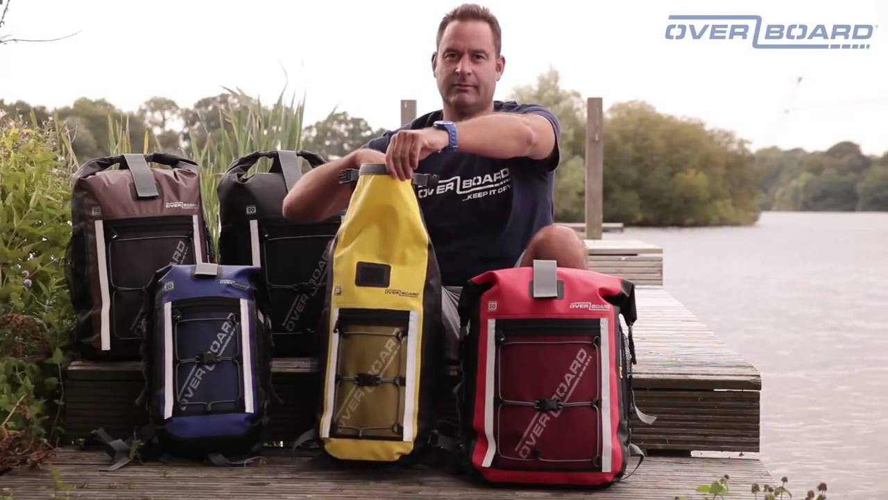 Overboard Pro Sports Waterproof Backpacks - Presented by ...