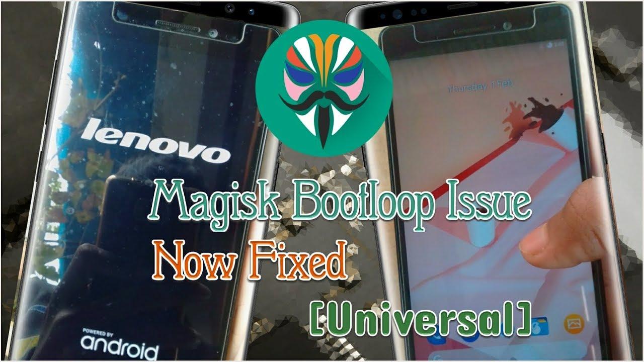 Magisk Bootloop Problem -Dead Phones Alive- How to Fix #4