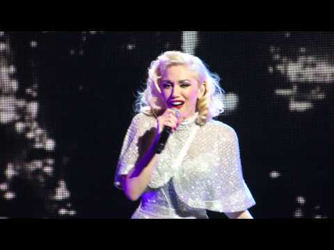 EIT Exclusive 4 In The Morning Gwen Stefani Orpheum Theater 2-7-15