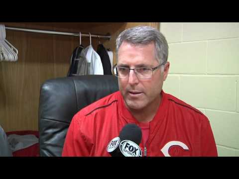 Bryan Price pleased with Homer Bailey's 2016 debut
