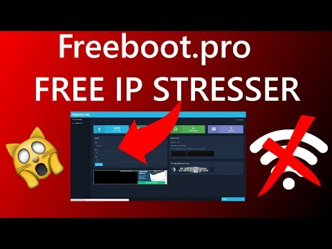 Freeboot.pro | Insane FREE Ip Stresser