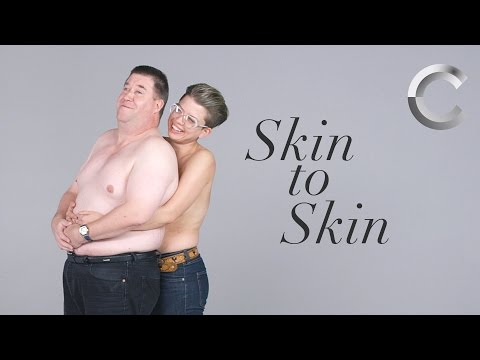 We asked strangers to hold each other skin to skin | Cut