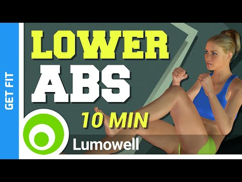 Lower Ab Workout No Equipment