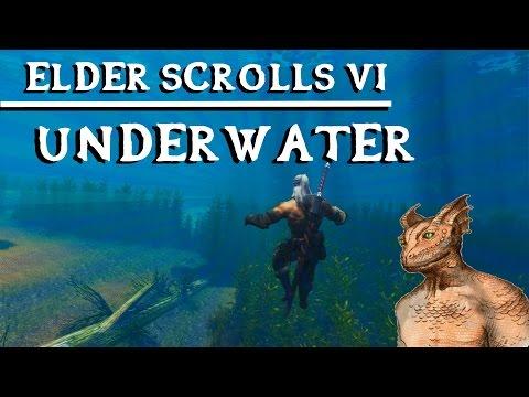 ELDER SCROLLS 6 - Underwater Exploration