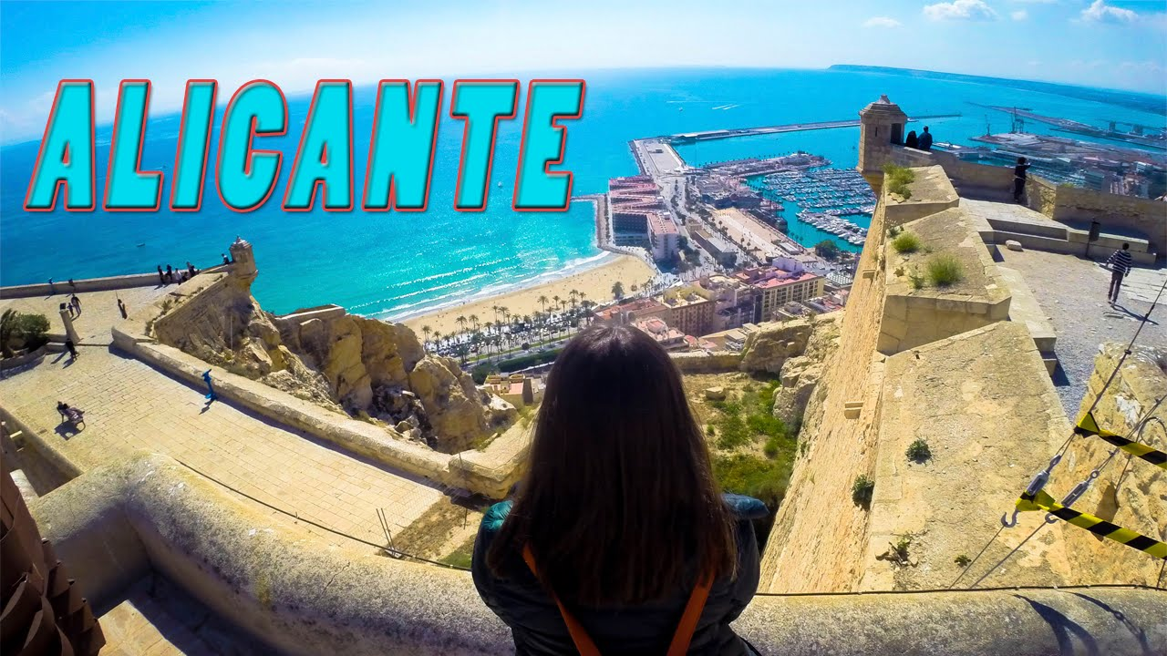 Испания: путешествие - лучший отдых! Аликанте. День 1.