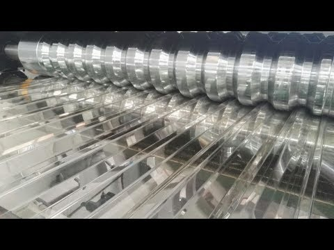 Polycarbonate Roofing Sheets Extrusion Process