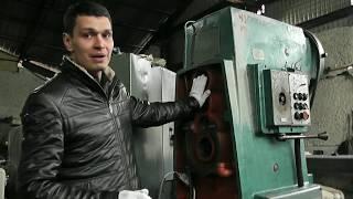 Ремонт вертикально-фрезерного станка 6Т12