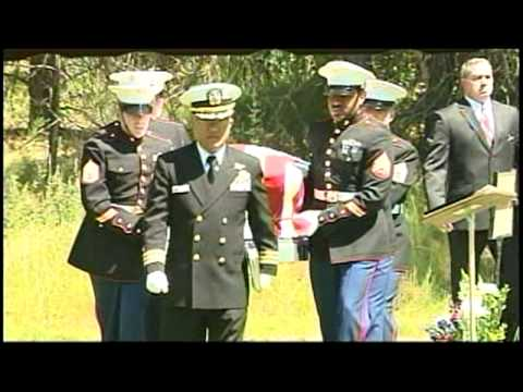 Marine Killed At Tarawa Finally Laid To Rest In Spokane