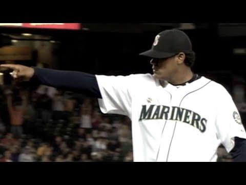 King Felix earns his first Major League win
