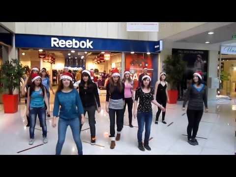 Видео, Новогодний флешмоб