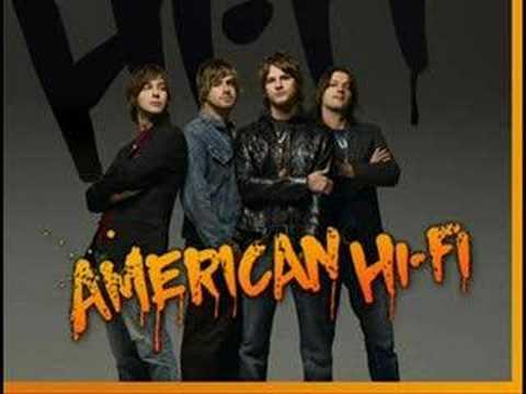 Teenage Alien Nation by American Hi-Fi