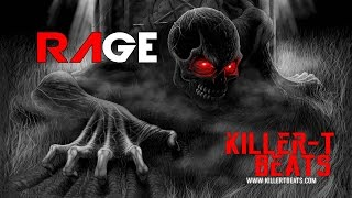 (FREE) Very Hard Dark Trap Instrumental | Rage (Prod. By Killer-T Beats)