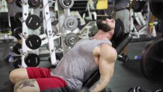 Chris Ruden: Powerlifter Playing Bodybuilder For a Day