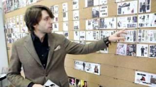 GQ март 2011: Николай Усков о первом юбилейном номере