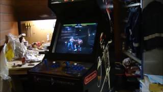 Killer Instinct arcade replica build