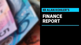 The US Dollar jumped today, while the Australian Dollar fell sharply | Finance Report thumbnail