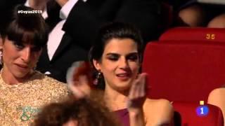 Dani-Rovira-recibe-el-Goya-2015-como-mejor-actor-revelación-por-Ocho-apellidos-vascos