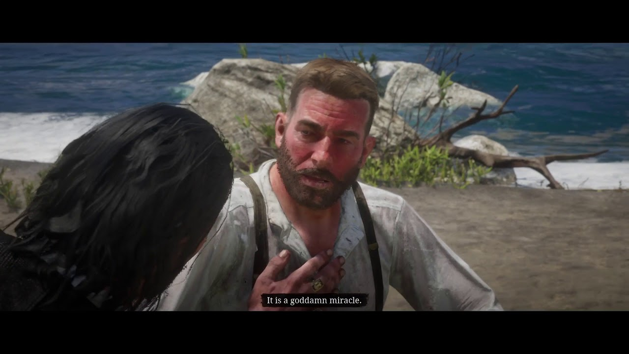 red dead redemption 2 island of guam