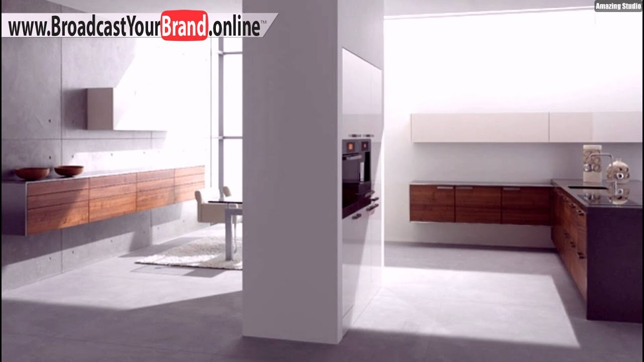 Quarz Nussbaum Moderne Küchen Designs Von Eggersmann