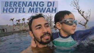 [11.77 MB] JANJI SUCI - Berenang di Hotel Mewah Bali, Pemandangannya Bagus Banget! (23/6/19) Part 1