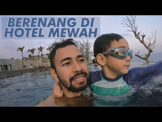 JANJI SUCI - Berenang di Hotel Mewah Bali, Pemandangannya Bagus Banget! (23/6/19) Part 1