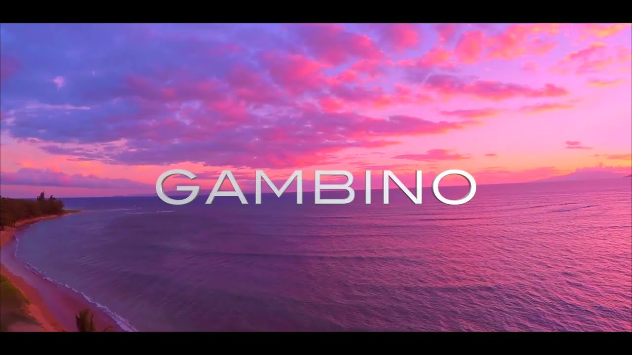 GAMBINO - MONICA (Clip officiel)