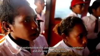Gurano Bintang, Inspirasi untuk Teluk Cendrawasih