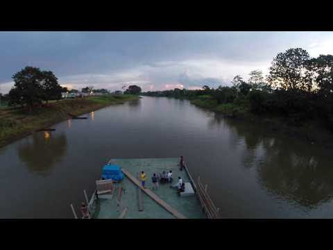 #1 - Enter harbour in the amazon area of Perú | 11 / 2016
