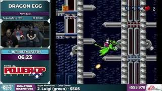 Dragon Egg by infinitemystery in 11:15 - SGDQ 2016 - Part 142