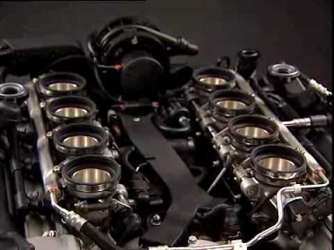 ► BMW  Production Engine M Cars V8