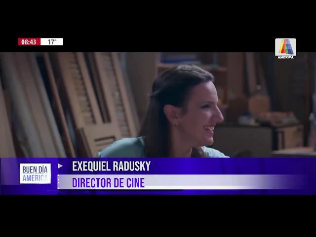 EZEQUIEL RADUSKY - BUEN DÍA AMÉRICA 21-10-2020