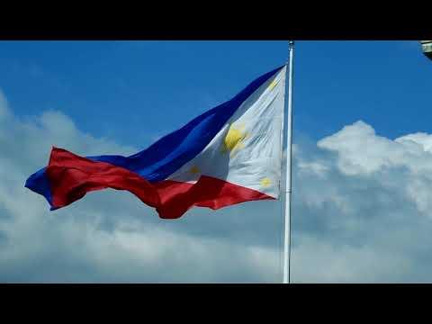 Lupang Hinirang (The Philippine National Anthem) and Philippine Flag