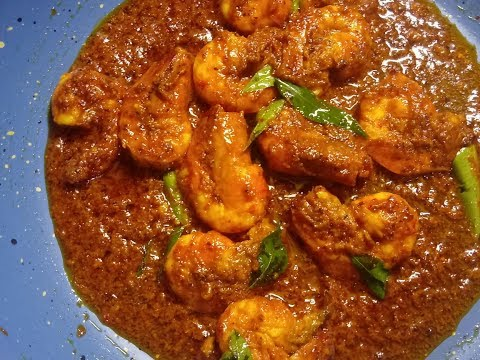Ghee Roast Prawn | Mangalorean Style Spicy Prawn Recipe | Minakshi's Kitchen