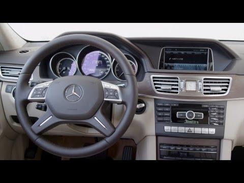2013 Mercedes E 300 - INTERIOR