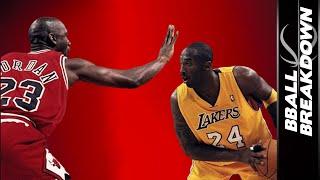 Michael Jordan vs Kobe Bryant: Comparing Greatness - The Last Dance