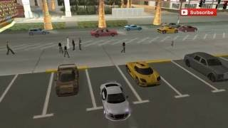 GTA SA CAR MEET/ DUBAI LUXURY CARS/BMW+NISSAN