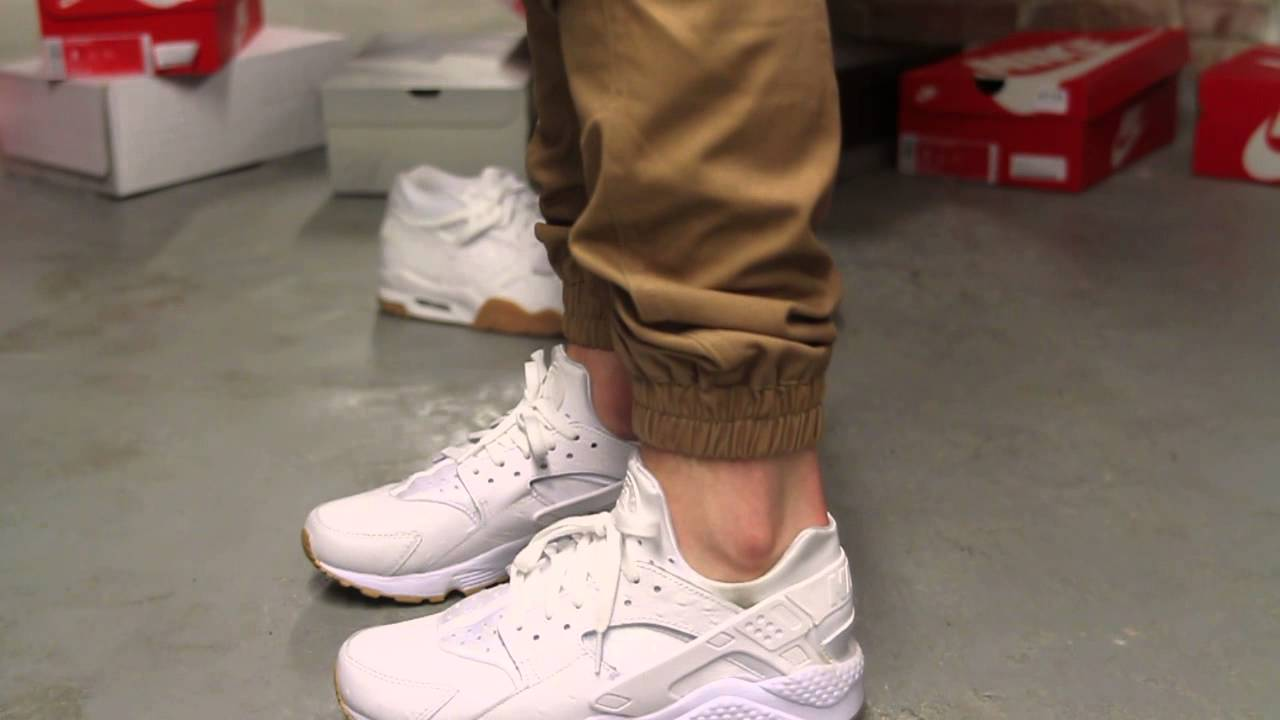 edafcc72600cd ... italy nike air huarache run pa ostrich on feet video at exclucity  youtube be4e4 a84cb