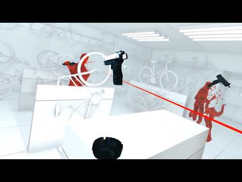 SUPERHOT VR Release Trailer