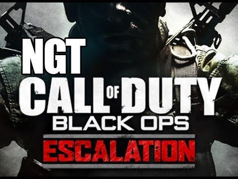 Black Ops Demolishing Convoy on Demolition