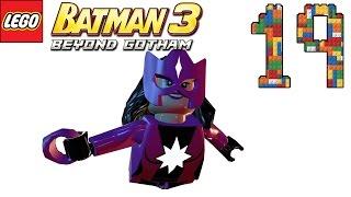 Lego Batman 3 Beyond Gotham - EP 19 A Lanterna Rosa PT-BR Detonado 100%