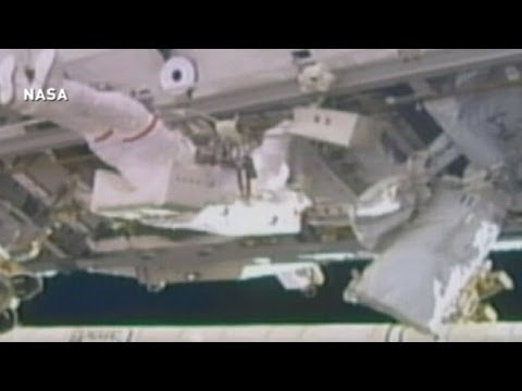 NASA Spacesuit Malfunction Delays Space Station Repairs