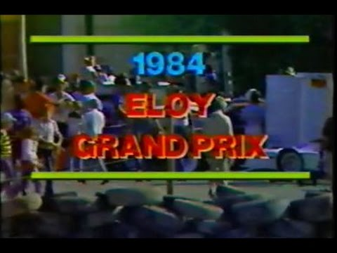1984 Eloy Grand Prix - Arizona Sports Racing Association