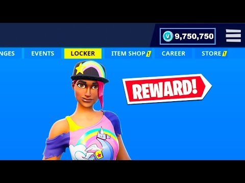 The 14 DAYS OF SUMMER FREE SKINS in Fortnite...