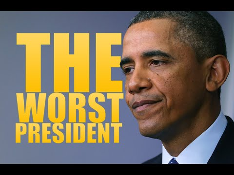 The 1 Reason Obama is the Worst President