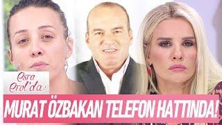 Bebeğin babası Murat Özbakan telefon hattında! - Esra Erol'da 19 Eylül 2017