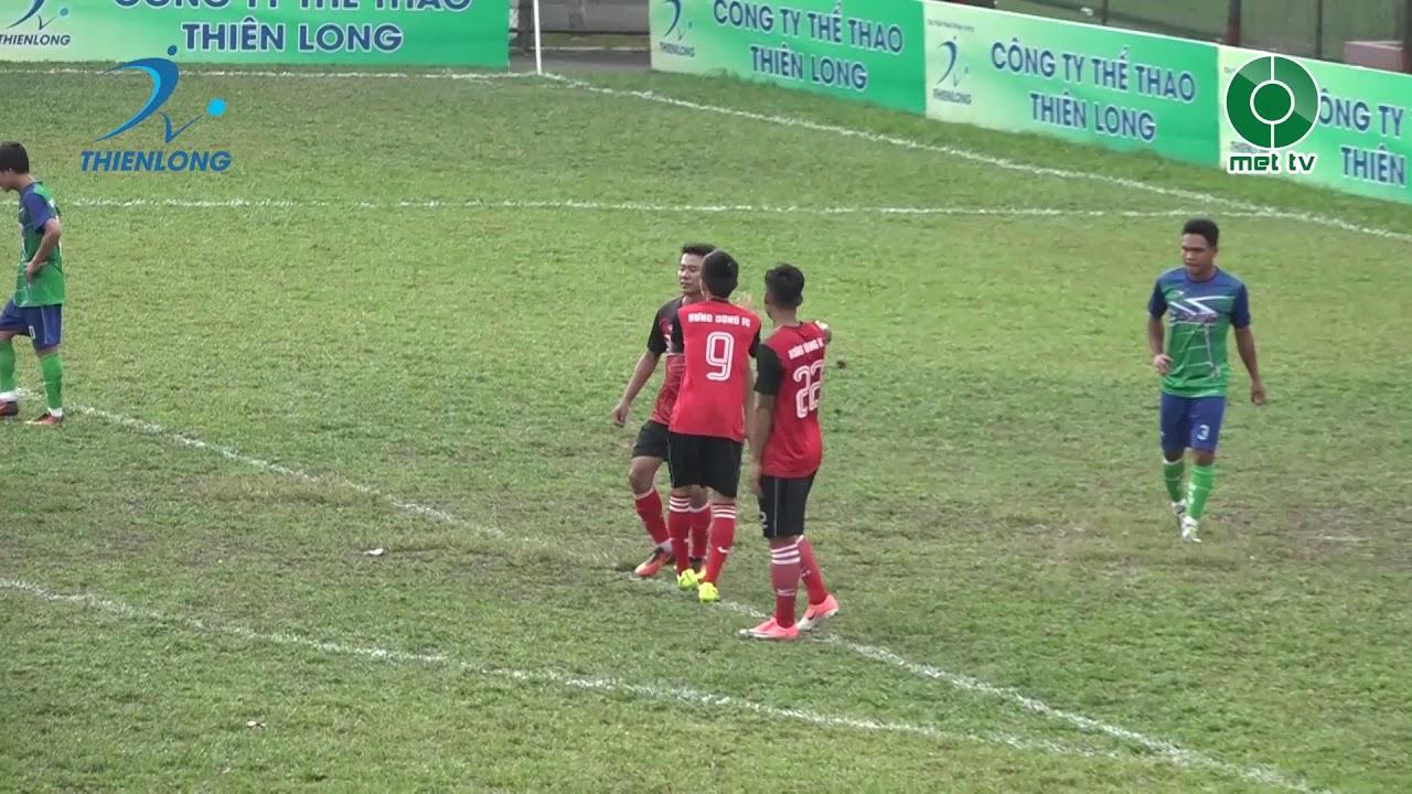 Tổng hợp bàn thắng giải bóng đá Thiên Long - Cup Trần Doãn 2017
