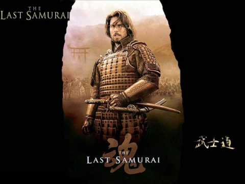 The Last Samurai Soundtrack 09 Red Warrior