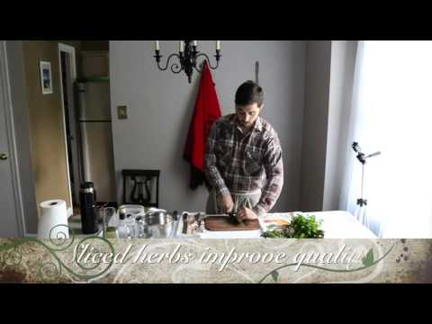 How To Make A Stunning Argentinean Chimichurri Sauce