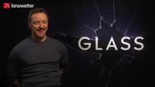 Interview James McAvoy GLASS